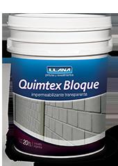 Quimtex Bloque Transparente