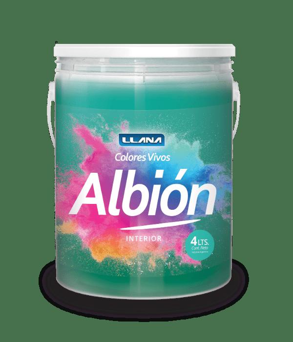 Albión Colores Vivos Aloe