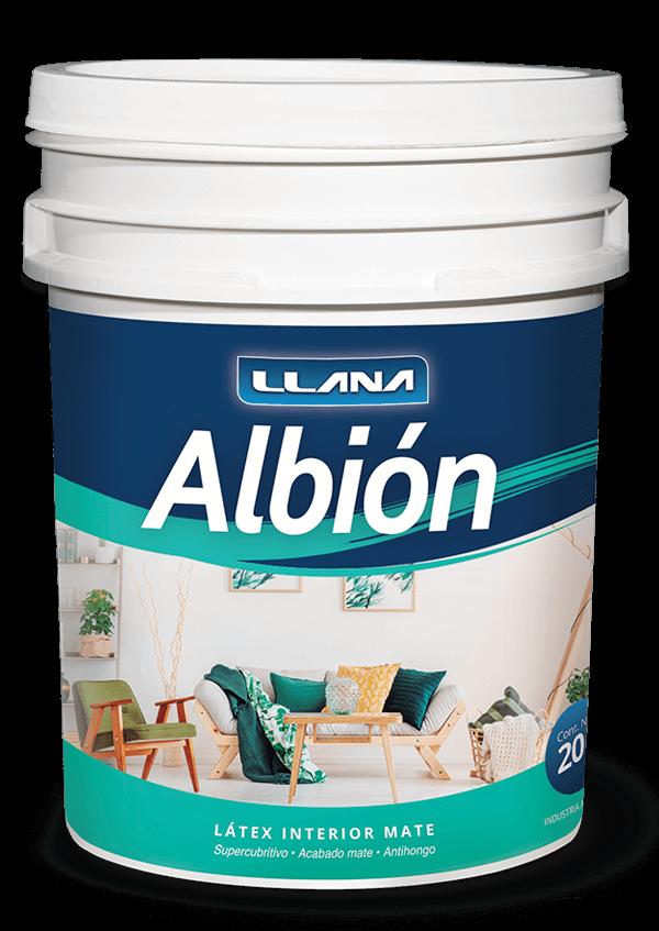 Látex Albión Interior