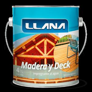 Madera y Deck impregnante al agua